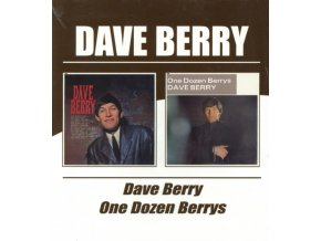 DAVE BERRY - Dave Berry / One Dozen Berry (CD)