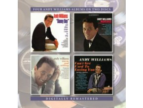 ANDY WILLIAMS - Danny Boy And Other Songs I Love To Sing / Moon River And Ot (CD)