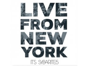 SYBARITE5 - Live From New York. Its Sybarite5 (CD)