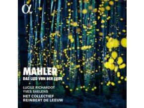 HET COLLECTIEF / REINBERT DE LEEUW / LUCILE RICHARDOT / YVES SAELENS - Mahler: Das Lied Von Der Erde (CD)