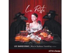 LES BAROCUDAS - La Peste (CD)