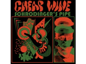 CHEAP WINE - Schrodingers Pipe (CD)