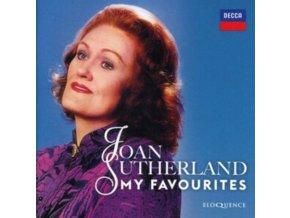 DAME JOAN SUTHERLAND / RICHARD BONYNGE - Joan Sutherland - My Favourites (CD)