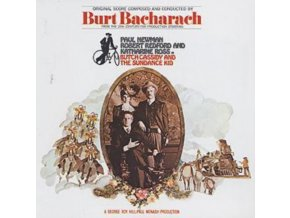 Burt Bacharach - Butch Cassidy & The Sundance Kid (Music CD)