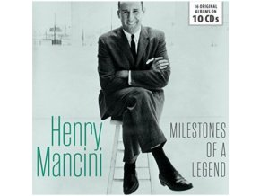 Henry Mancini - Milestones of a Legend (Music CD)