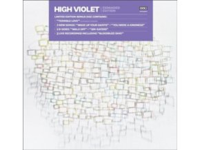 NATIONAL - High Violet (Expanded Edition) (CD)