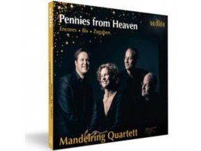 MANDELRING QUARTETT - Pennies From Heaven (CD)
