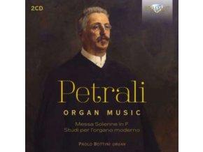 PAOLO BOTTINI - Petrali Organ Music (CD)