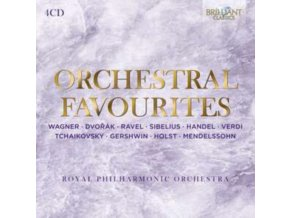 ROYAL PHILHARMONIC ORCHESTRA - Orchestral Favourites (CD)