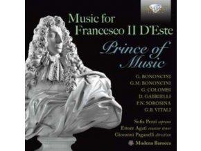 SOFIA PEZZI / ETTORE AGATI / GIO - Music For Francesco II Deste (CD)