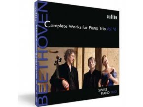 SWISS PIANO TRIO - Beethoven Complete Works For (CD)