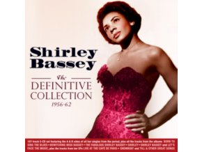 SHIRLEY BASSEY - The Definitive Collection 1956-62 (CD)