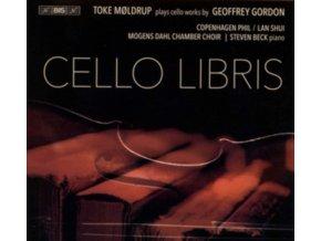 TOKE MOLDRUP - Cello Libris: Toke Moldrup Plays Works By Geoffrey Gordon (CD)