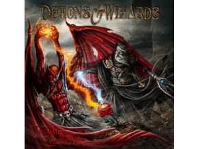 DEMONS & WIZARDS - Touched By The Crimson King (Remasters 2019) (CD)