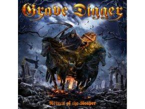 Grave Digger - Return Of The Reaper (Music CD)