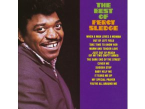 PERCY SLEDGE - The Best Of Percy Sledge (CD)