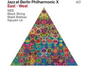 VARIOUS ARTISTS - Jazz At Berlin Philharmonic X: East - West (CD)