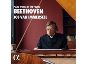 JOS VAN IMMERSEEL - Piano Works Of The Young Beethoven (CD)