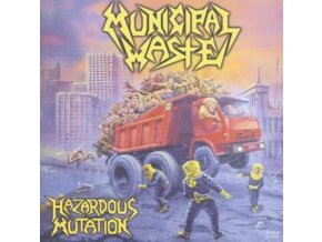 Municipal Waste - Hazardous Mutation (Music CD)