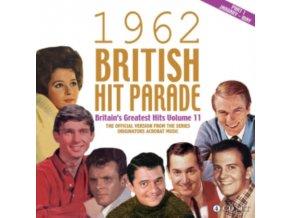 VARIOUS ARTISTS - British Hit Parade 1962 Part 1 (CD)