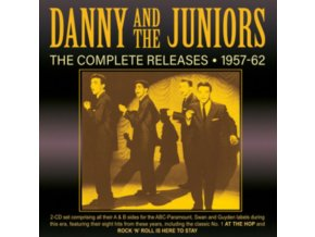 DANNY & THE JUNIORS - The Complete Releases 1957-62 (CD)