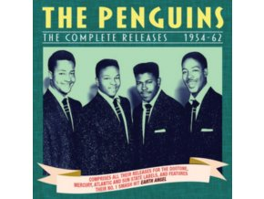 PENGUINS - The Complete Releases 1954-62 (CD)
