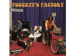 JOHN FOGERTY - Fogertys Factory (CD)