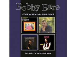 BOBBY BARE - Detroit City And Other Hits/500 Miles Away From Home/Talk Me Some Sense/ (CD)