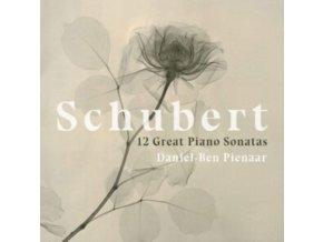 DANIEL BEN-PIENAAR - Schubert: 12 Great Piano Sonatas (CD)