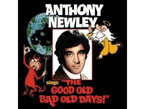 Anthony Newley - Anthony Newley Sings  The Good Old Bad Old Days  (Music CD)