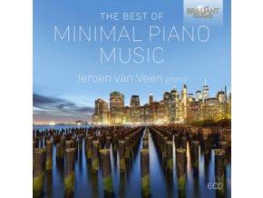 JEROEN VAN VEEN - Best Of Minimal Piano Music (CD)