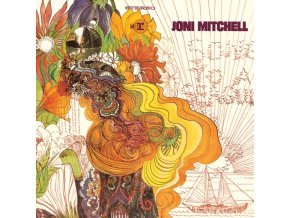 Joni Mitchell - Song To A Seagull (Music CD)