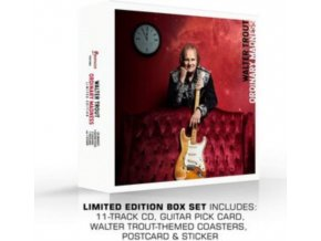 Walter Trout - Ordinary Madness (Deluxe Edition Music CD)
