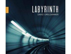 DAVID GREILSAMMER - Labyrinth (CD)