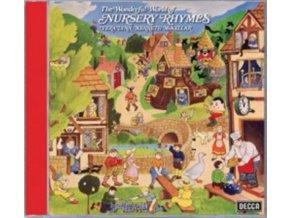 KENNETH MCKELLAR / VERA LYNN - The Wonderful World Of Nursery Rhymes (CD)