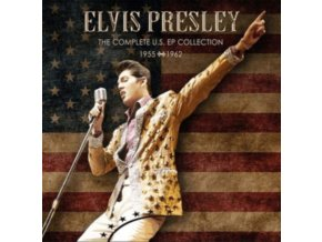 ELVIS PRESLEY - The Complete U.S EP Collection 1955-1962 (CD)