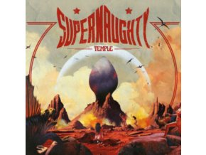 SUPERNAUGHTY - Temple (CD)