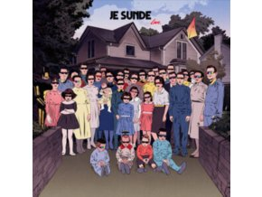 J.E. SUNDE - 9 Songs About Love (CD)