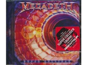 Megadeth - Super Collider (Music CD)