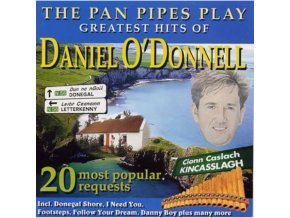 Various Artists - Panpipes Play Daniel O'Donnell