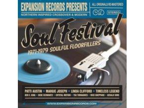Various - Soul Festival (Music CD)