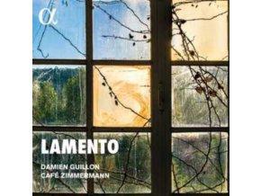 CAFE ZIMMERMANN / DAMIEN GUILLON - Lamento (CD)