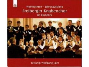 FREIBERGER KNABENCHOR - Weihnachten - Jahresausklang (CD)