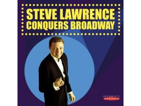 Steve Lawrence - Steve Lawrence Conquers Broadway (Music CD)