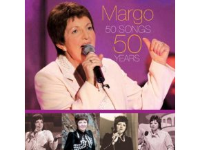 Margo - 50 Songs 50 Years (Music CD)