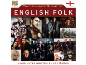 Various Artists - Ultimate Guide To English Folk (Music CD)