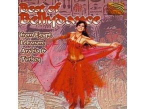 VARIOUS ARTISTS - Best Of Bellydance (CD)
