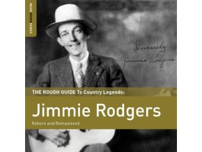 Jimmie Rodgers - Rough Guide to Jimmie Rodgers (Music CD)