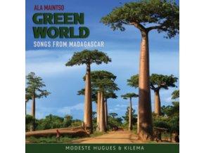MODESTE HUGUES & KILEMA - Ala Maintso - Green World (CD)