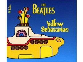 BEATLES - Yellow Submarine Songtrack (CD)
